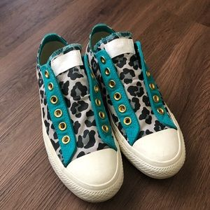 Custom Converse - Jacksonville Jaguars